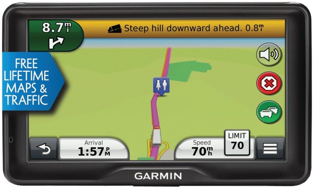 Garmin Dezl 760LMT Truck GPS