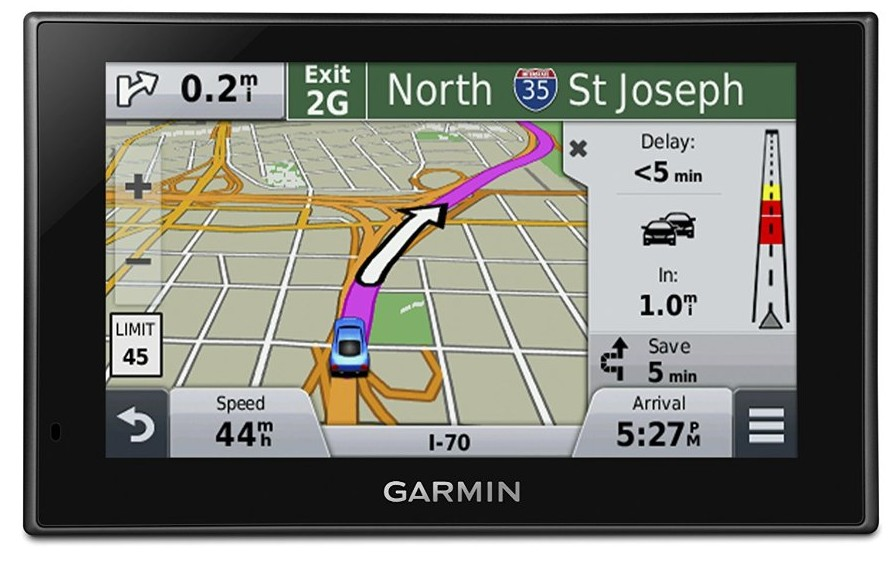 Garmin Nuvi 2589LMT Review