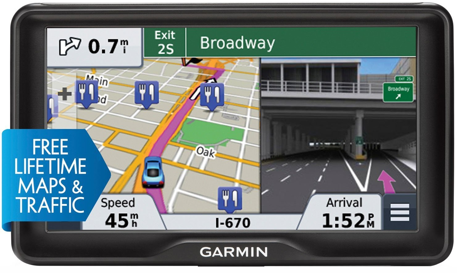 Garmin Nuvi 2797LMT Car GPS Review