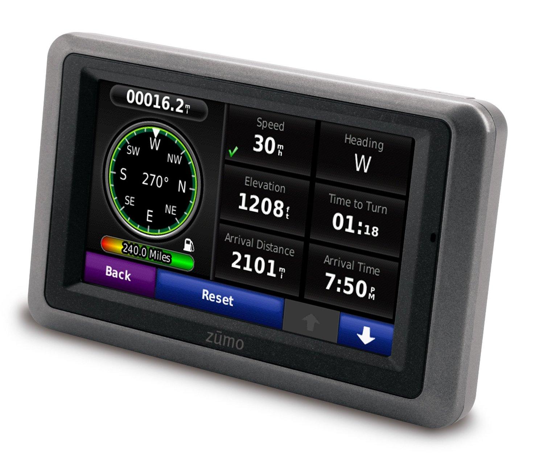 Garmin Zumo 660LM Motorbike GPS