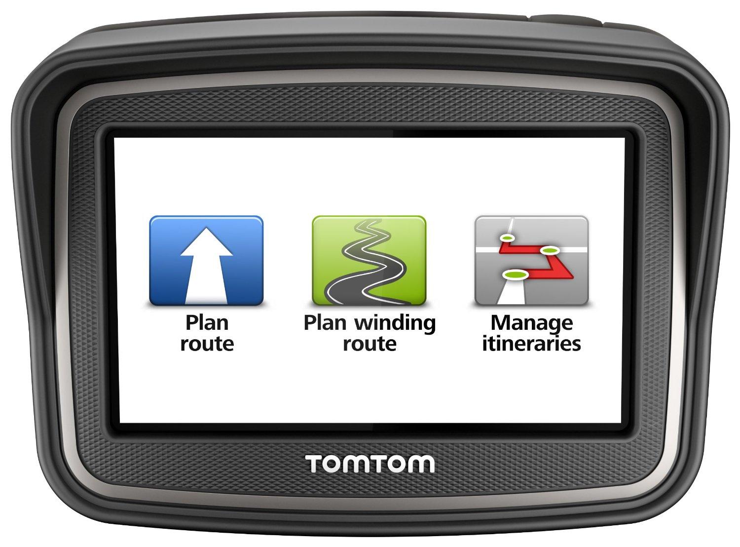 TomTom Rider Motorcycle GPS Review