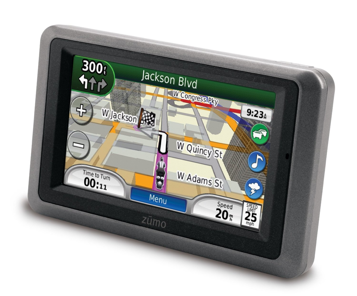 Best Motorcycle GPS Navigation System