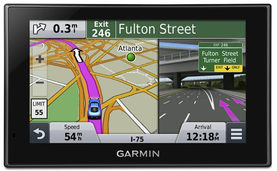 Garmin 2539LMT Car GPS Review