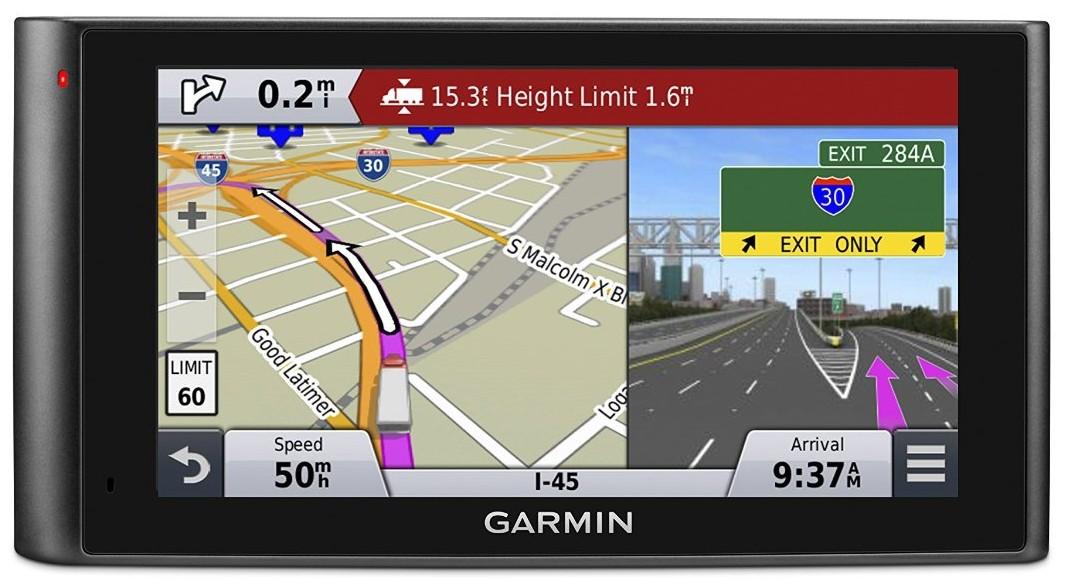 Garmin Dezl DashCam LMTHD GPS Truck Navigator Review