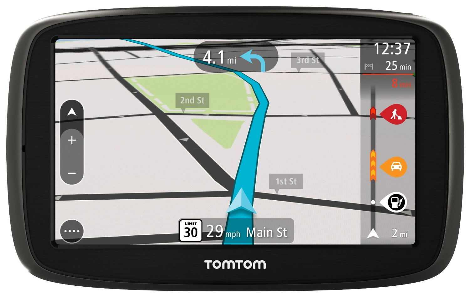 Rand McNally TND730 Review
