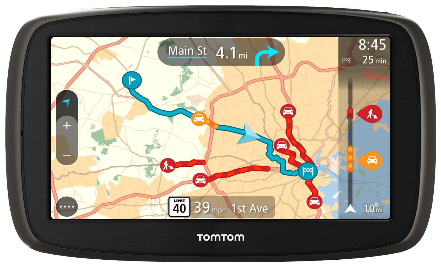best tomtom gps 2017 buyers guide. Black Bedroom Furniture Sets. Home Design Ideas