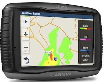 Garmin Zumo 595LM Device