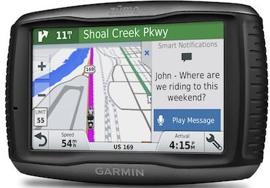 Garmin Zumo 595LM GPS Unit