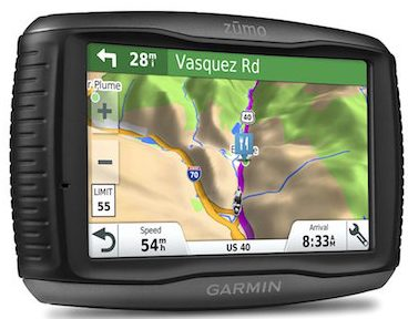 Garmin Zumo 595LM Motorcycle GPS Unit