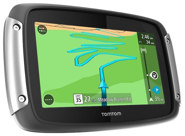 TomTom Rider 400 Device