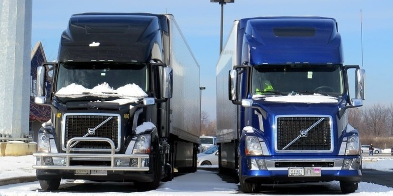 Trucking GPS